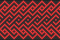 Схема фенечки 12765