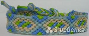Схема фенечки 13451