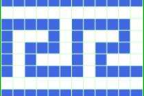 Схема фенечки 14260
