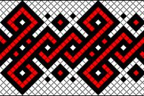 Схема фенечки 13547