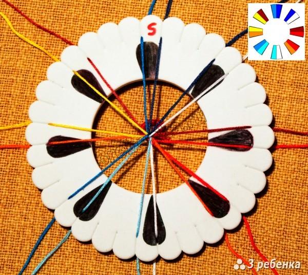 плетение кумихимо