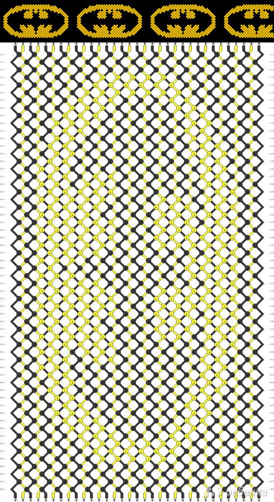 Схема фенечки 15791