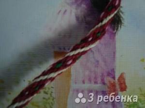 Схема фенечки кумихимо 15440