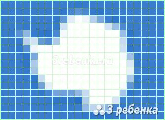 Схемы фенечек прямым плетением флаги