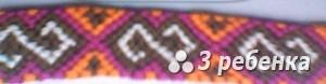 Схема фенечки 17747