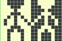Схема фенечки 18326