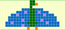 Схема фенечки 18178