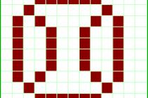Схема фенечки 19294
