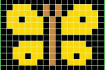 Схема фенечки 18596