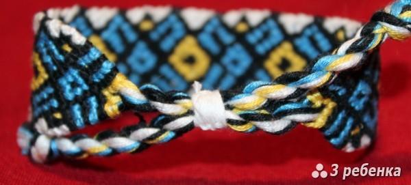 Застежки для фенечек из мулине