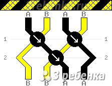 Схема фенечки 22452