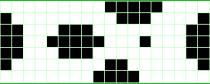 Схема фенечки 23457