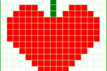 Схема фенечки 23477