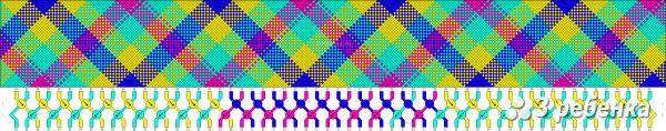 Схема фенечки 24120
