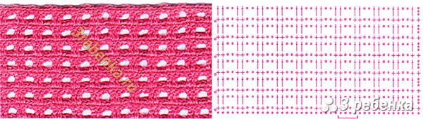Схема вязания крючком 171
