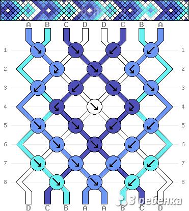 Схема фенечки 29273