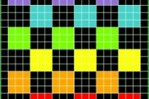 Схема фенечки 28205