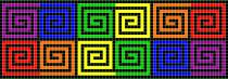 Схема фенечки 32699
