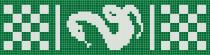 Схема фенечки 32768