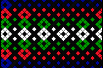 Схема фенечки 33720