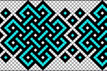 Схема фенечки 33812