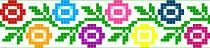 Схема фенечки 34009