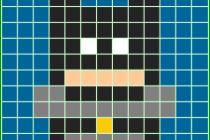 Схема фенечки 34037