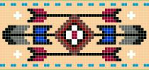 Схема фенечки 34155