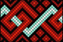 Схема фенечки 34674