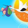 ava - Внутриутробное развитие ребенка по неделям, 3 ребенка